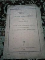 Toldi - Költői elbeszélés  !! 1940  !!
