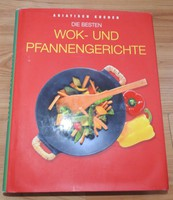 WOK- UND PFANNENGERICHTE - Asiatisch Kochen