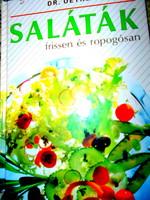 -Szakácskönyv---Dr Oetker: Saláták frissen és ropogósan