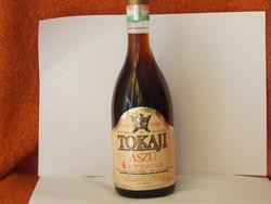 1988.évjáratú 6 puttonyos Tokaji Aszú bor