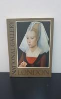 London National Gallery könyv 1970