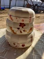 Gránit tálak tányérok