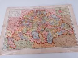 Nagy -Magyarország térkép