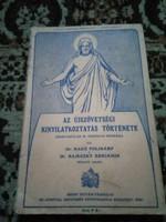 Az újszövetségi kinyilatkoztatás története !! 1936  !!