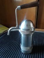 Design tárgy: retro kávéfőző 2 személyre