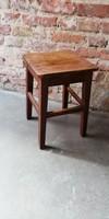 Sámli , textilgyári szék, kisszék, ülőke