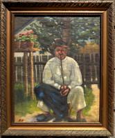 Nagybányai festő