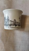 Vileroy&Boch  pohár 5 cm    AMSTEL KEIZERSGRACHT