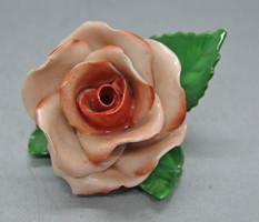 B172 Herendi hibátlan rózsa - szép állapotban, gyűjtői darab!