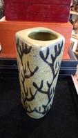 Gorka kerámia váza, 20 cm magasságú hibátlan alkotás