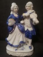 Barokk rokokó pár