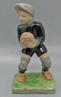 B196 Izsépy kerámia kapus figura