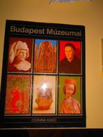 Budapest  Múzeumai -  művészeti album