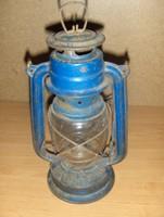 Régi német petróleumlámpa viharlámpa (fp)