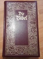 Die Bibel  _ Naumann&Göbel - német nyelvű Biblia díszkötésben