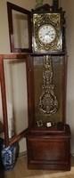 Antik Francia Lansalot álló óra