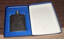 GH 92 fém zsebkulacs eredeti dobozában régi 1950-es évek