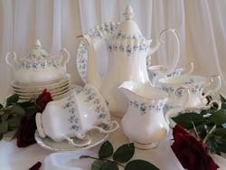 Royal Albert Memory Lane teás reggeliző készlet 6 személyes