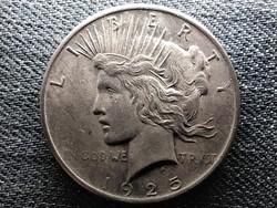 USA Peace dollár I. VH befejezésének emlékére .900 ezüst 1 Dollár 1925 (id45677)