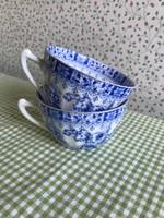 Bavaria China Blau teás csészék párban
