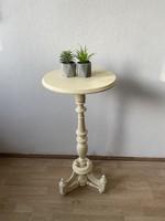 Szobor tartó, lerakó asztalka, konzol asztal, virágtartó