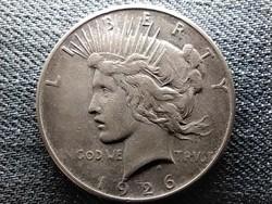 USA Peace dollár I. VH befejezésének emlékére .900 ezüst 1 Dollár 1926 S (id45678)
