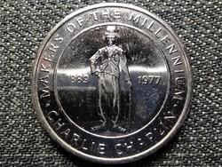 Anglia Millennium meghatározói Charlie Chaplin 2000 PM (id45928)