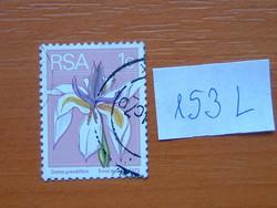 DÉL-AFRIKA  1 C 1974 Flóra és fauna VIRÁG 153L