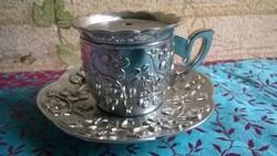 Asztali , fém öngyújtó 04. - mágneses pohár