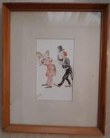 Biai-Föglein István akvarellje
