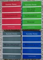 4 db Karinthy Ferenc-kötet egyben