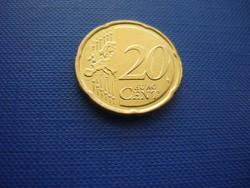 CIPRUS 20 EURO CENT 2015! HAJÓ! ! UNC! RITKA!