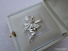 Ezüst tündér medál - új ékszer