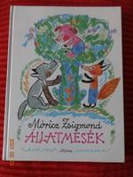 Móricz Zsigmond: Állatmesék - mesekönyv Reich Károly rajzaival