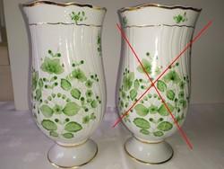 Hollóházi Scarbantia mintás váza eladó !