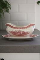 Villeroy&Boch Burgenland szószos,mártásos porcelán kínáló- szép hibátlan