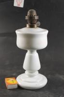 Antik szakított üveg petróleum lámpa 508