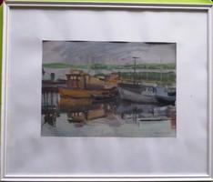   Zirkelbach László: Kikötő