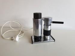 Retro régi Luna Press elektromos kávéfőző Eger mid century