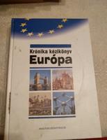 Krónika kézikönyv, Európa, ajánljon!