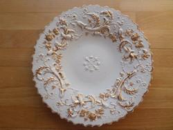 Antik Meisseni porcelán tányér 21,5 cm