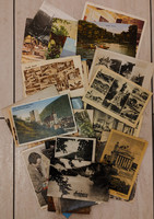 Gyűjtőknek 42 db régi képeslap egyben
