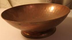 Iparművész bronz tál