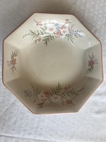 Virágos kínáló M&S St Michael Japan, angol porcelán