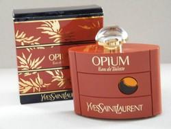 Yves Saint Laurent vintage Opium parfüm (60 ml) dobozban