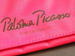 Paloma Picasso (Viennaline) irattartós szemüvegtok