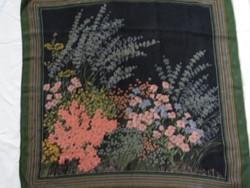 Vintage Valentino selyemkenő, selyemsál