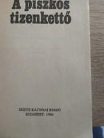 PISZKOS TIZENKETTŐ KÖNYV