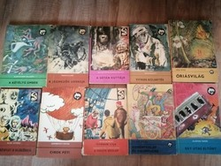 10 db Delfin könyv egyben 4900 Ft
