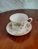 4351 - Royal Vale, angol sárga rózsás teás csésze aljjal